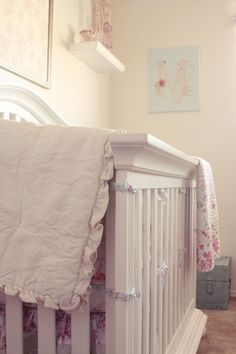Madisyn's Shabby Chic Vintage Nursery | Project Nursery