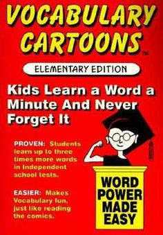 Vocabulary Cartoons for Kids