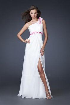 La Femme Dress 16194 at Peaches Boutique