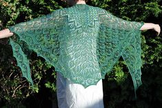 Ravelry: Star Leaves Shawl
