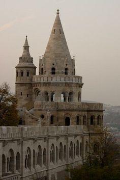 Budapest Castle, Hungary