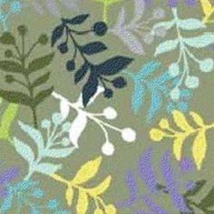 Maude Asbury - Calypso - Leaf in Sage