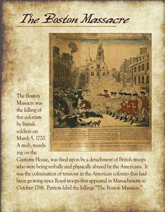 Independence Trivia Game flyer, trivia game, histori printabl