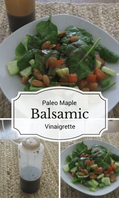 This paleo maple bal