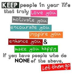 Keep these people in your life