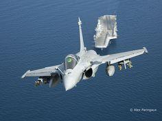 Dassault Rafale by Agamemnon1
