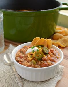 Loaded Nacho Supreme Chili