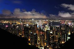 Hong Kong - one of the best places to be!