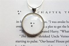 Harry potter stars necklace
