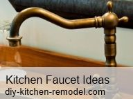 The Best Kitchen Faucets - some great choices to help you make the best decision....