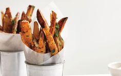 San Francisco Garlic Fries (I would make with sweet potatoes)