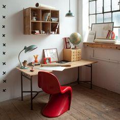 Industrial work spaces
