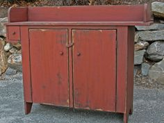 cupboard, painted furniture, nice cabinet, drawer, dri sink