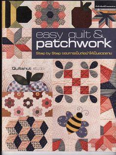 easy quilt patchwork - carmem 1 - Álbuns da web do Picasa