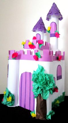 This purple castle pinata made it all the way to Japan! International love.