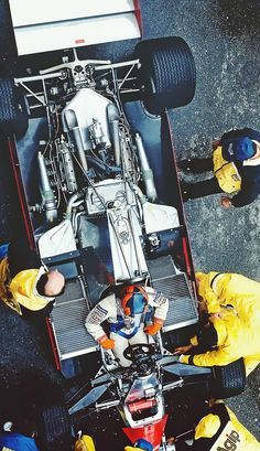 """""""He always did what he loved the most. He gave himself entirely to motor racing and motor racing itself made him renowned."""" - Seville Villeneuve, father of Gilles."""