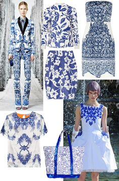 Pattern Report | Delft Blues