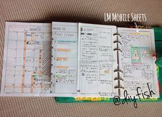 lifemapping mobile sheets @DIYfish Blogs Blogs Blogs Blogs Blogs #filofax #planners