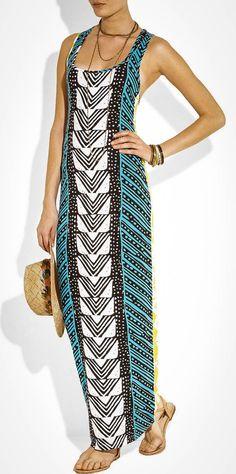 MARA HOFFMAN DRESS @Michelle Flynn Coleman-Hers