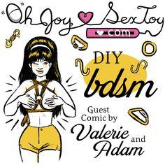 http://www.ohjoysextoy.com/diybdsm  bdsm, diy, kink, bondage, rope, sex