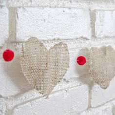 Valentine's decorating doesn't have to be complicated. With just a few materials you can create a cute project in a matter of minutes.