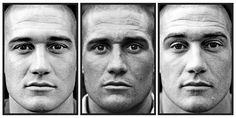 'Here are the Young Men (Marked)', a striking photo series by Claire Felicie capturing soldiers before, during and after their deployment in Afghanistan. {via notcot}