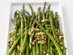 Roasted Asparagus (from foodnetwork.com) #CIGMemorialDay