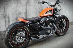 #harleydavidson #motorcycle #custom