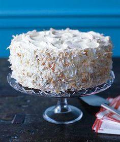 Apricot-Coconut Cake recipe