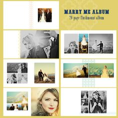 wedding album inspiration album inspir, album layout, wedding albums