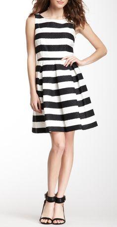 Classic stripes dress
