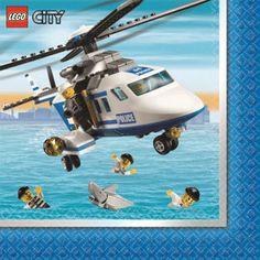Lego City Party