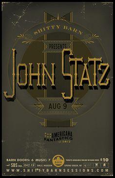 Shitty Barn Session No. 42 with John Statz