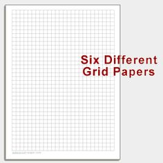 Craft printables miscellaneous on pinterest graph paper for Online graph paper design tool