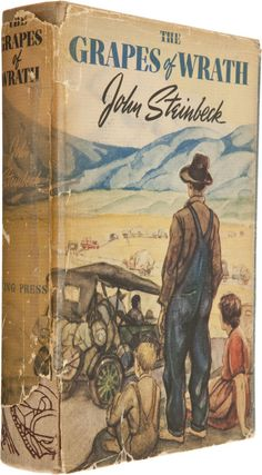 The Grapes of Wrath by John Steinbeck #TheGrapesofWrath #Steinbeck #literature #books #novel
