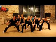 Zumba in Grand Rapids, MI | Bad Romance by: Lady Gaga (zumba warm up)