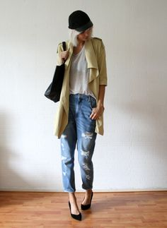 OUTFIT / LEMON TRENCH - Connected to fashion   creatorsofdesire.com