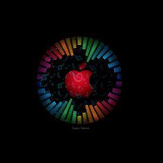 Apple Music - iPad Wallpaper