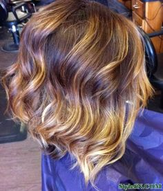 Hair Ideas For Short Hair Color IdeasStyleSN | StyleSN