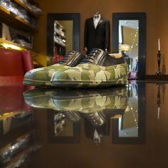 Camo Swims shoe covers