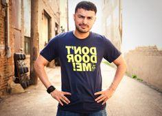 """""""Don't door me"""" t-shirt at Threadless.com"""