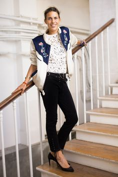 La Passion pour la Fashion: Reigning queen of French girl cool - Isabel Marant