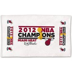 Miami Heat  Champions Locker Room Tshirt