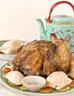 Five-Spice Roast Chicken