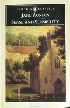 Sense and Sensibility.