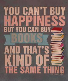 Happiness books, buy book, true, read, happiness, bookworm, buy happi, quot, thing