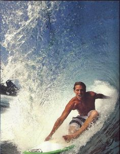 Andy Irons is such a legend / surfing