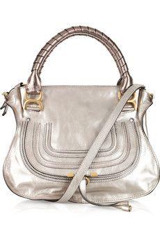 Chloe handbag, fashion, purs, chloé marci, style, dream closet, chloe, leather tote, marci small