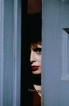 film, blue velvet, hors, the doors, isabella rossellini, color, david lynch, blues, actresses