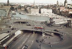 Slussen 1945